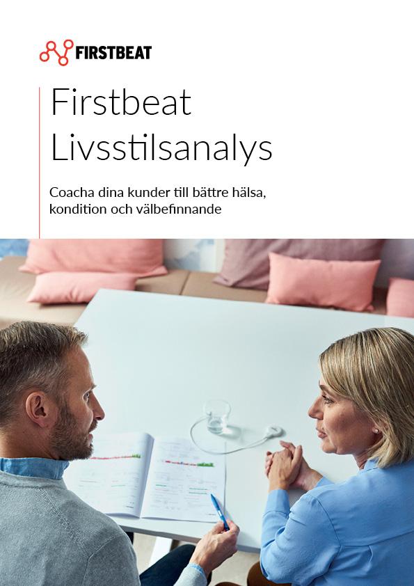 Guide: Firstbeat Livsstilsanalys